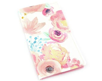 Watercolour Floral 2018 Planner Diary, 2 Weeks to an Opening
