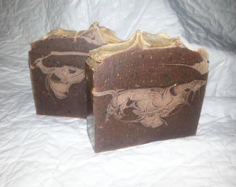CHAI VANILLA Black Tea handmade Soap 6 oz