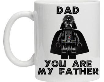 Christmas Gift Mug Dad You Are My Father Coffee Mug |  | Dad Mug | Star Wars Mug For Dad | Coffee Mug | Mug for Tea | 10 oz Mug