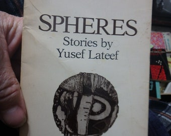 Spheres -stories by Yusef lateef-1976 signed edition with inscription