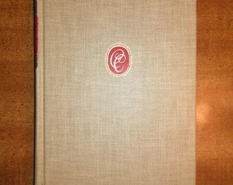 1943 Aristotle On Man in the Universe Vintage Booj