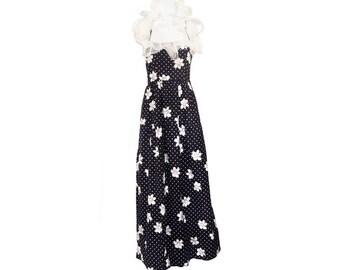 Oscar de la Renta Dress, Vintage 1960s