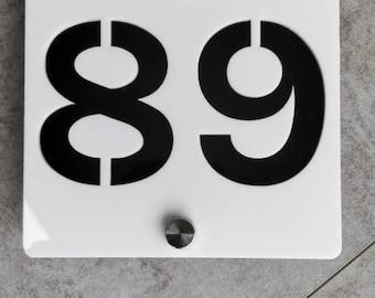 Door number   Etsy