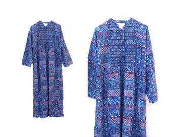 Boho Dress by House of Fraser | Hippie | Psychedelic | Earth Mother