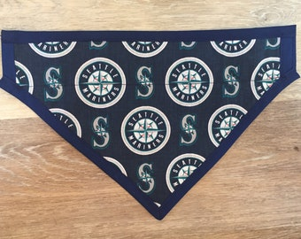 Seattle Mariners Dog Scarf