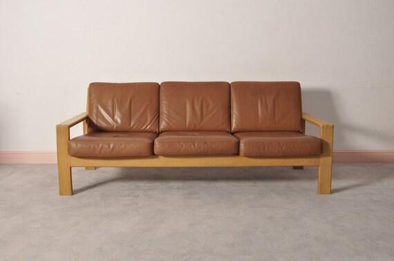 Skandinavische Dreisitzer Sofa