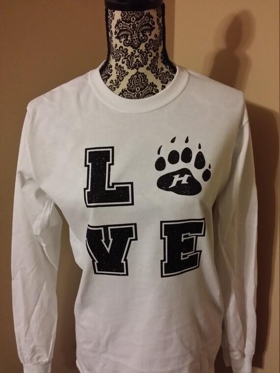 Hoco bears custom t shirts team spirit houston county for Custom t shirts houston