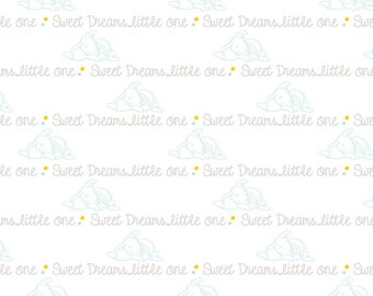 Disney Fabric Dumbo Fabric Script From Springs Creative