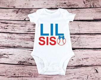 Little Sister shirt Big Sister Shirt Sibling Shirt Sister Shirts Pregnancy Announcement Shirt Baby Announcement Shirt baby Girl Bodysuit