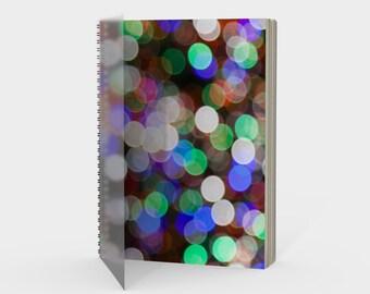 Light Bright - Spiral Notebook