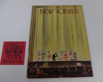 September 25,1948-New Yorker Magazine