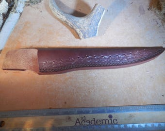 Fillet knife sheath #2