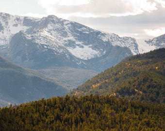 Rocky Mountains  (Print/Photo/Wall Art/Coffee Cup/Magnet)