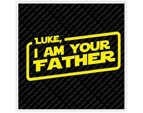 Disney Star Wars Luke I Am Your Father Digital Download