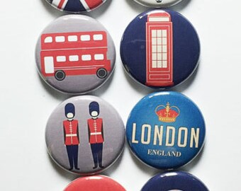 London Calling Flair