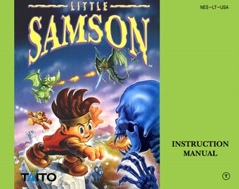 Little Samson manual