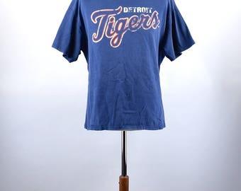 Detroit Tigers T-Shirt by, Size XL