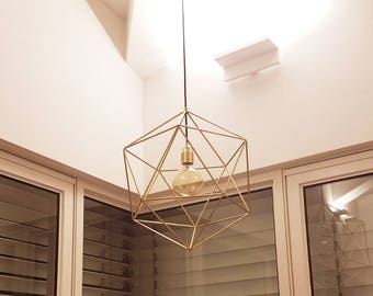 Entryway Modern Geometric Chandelier Lighting