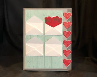 Valentine Card for Her, I Love You Card, Card for Boyfriend, Vday Card for Her, Valentine Card Her, Love Card Her Wife, Card for Husband