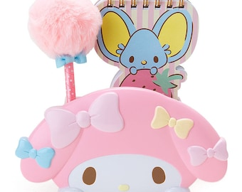 My Melody Memo Stand Stand Stationery Set kawaii SANRIO from Japan