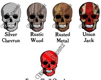 Triangle Dreamz Skulls Volume 3