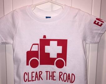 Ambulance T- Shirt