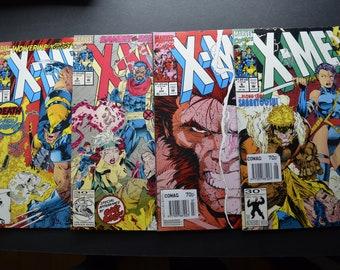 Vintage Marvel Comic book bundle X-MEN from 1992  - 2002