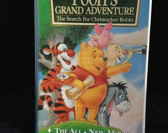 Pooh's Grand Adventure - The Search For Christopher Robin/ Disney Presents Pooh's Grand Adventure