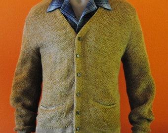 1960's Knit Cardigan sz M