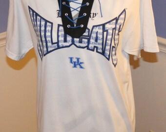 University of Kentucky Lace Up T-Shirt
