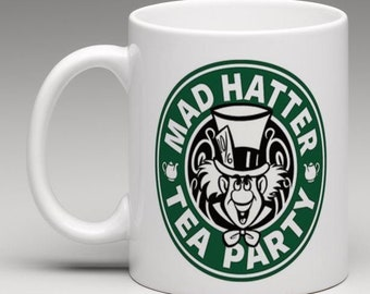 Mad Hatter Tea Party Mug
