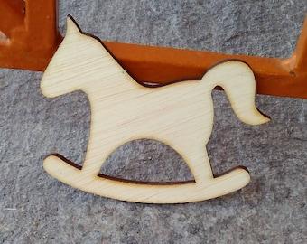 Rocking horse/ wooden rocking horse