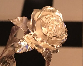 Silver Roses Silver Roses