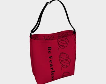 Day tote - Fearless