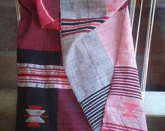 free shipping hand woven scarf