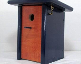 Slant Birdhouse #223