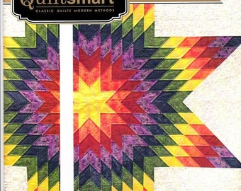 """SALE Quiltsmart 58"""" Lone Star Classic Pack - Lone Star Quilt Pattern - Printed Fusible Interfacing - QS 20008"""