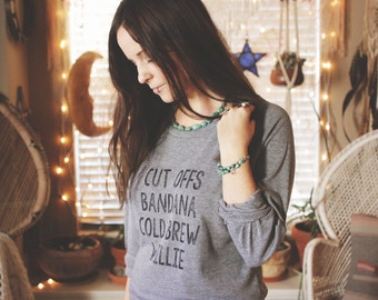 The Willie Pullover - Womens