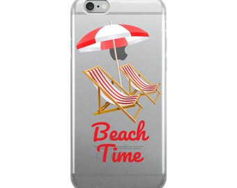 iPhone Case Beach Time