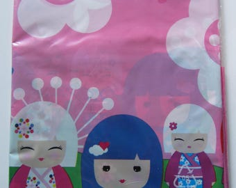 Tablecloth plastic for anniversary or birthday - Kokechi