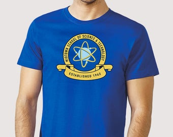 Atom T-shirt (printed in front)