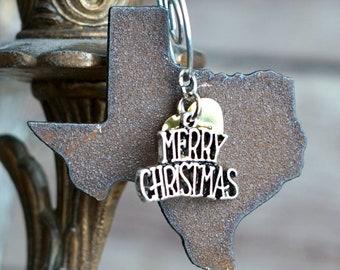 TEXAS Christmas Ornament SMALL, Texas Ornament, Christmas Gifts 2018 Christmas Ornaments, Personalized Gift, TEXAS Ornaments, Texas Forever