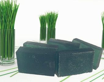 Handmade Lemongrass Bar Soap