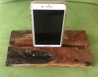 Mesquite Tablet and Cell Phone Holder