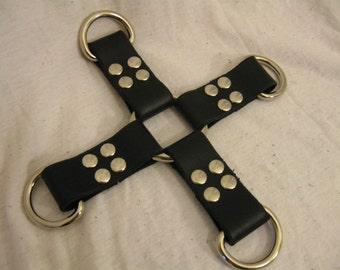 Latigo Leather Hog Tie