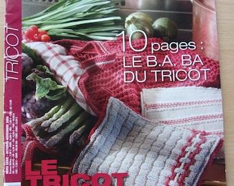 ref KNITTING magazine.  2 h - easy knitting in the House
