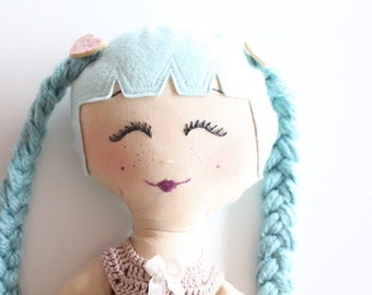 "Mermaid Doll ""Avivan"""