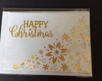 5 Happy Christmas Greeting Cards