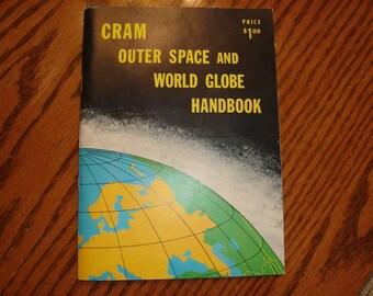 Cram outer space and world globe handbook