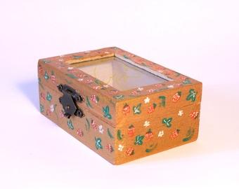 """Jewelry box """"Fragole"""""""